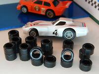 8 urethan back tires SCX Nascar 1//32 us