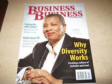 Atlanta Business to Business Magazine February 2008 Why Diversity Works