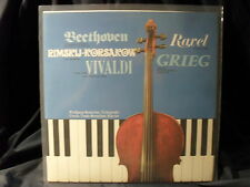 Wolfgang Boettcher & Ursula Trede-Boettcher - Vivaldi, Beethoven, Ravel, Rimskow