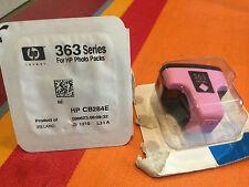 Cartouche encre HP 363 neuve Magenta clair authentique, val 15€
