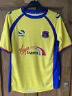 Carlisle United FC - Match Worn Away Shirt 2014/15 - Pre Season Player Issue £5