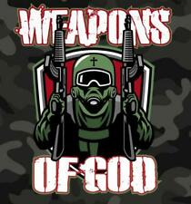 WEAPONS OF GOD - Same (NEW*US WHITE METAL*STRYPER*I.MAIDEN*B.SABBATH)