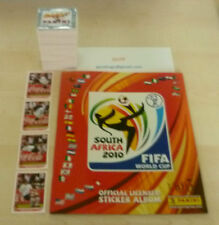 Panini World Cup 2010 sticker set complete + Empty Album + Klose Set Germany