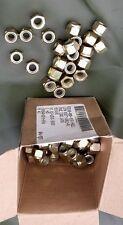 100-NEW NYLON LOCK NUTS/MILITARY TRUCK/6X6/M35/M35A2/M35A3/M813/M809/M923/M939