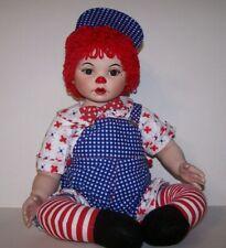 "Marie Osmond Huggs Doll Large 20"""
