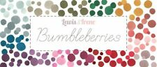 Bumbleberries by Lewis and Irene Fabrics