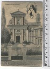 Francia - Lisieux Chapelle du Carmel - 9159