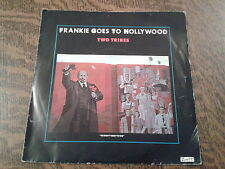 45 tours frankie goes to hollywood two tribes