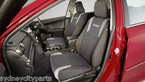 TOYOTA CAMRY FRONT SEAT COVERS NEOPRENE ASV50 OCT 11 - OCT 17 GENUINE ACCESSORY