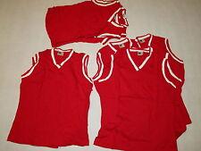 Erima No Sleeve Shirt Trikot Vintage Deadstock Baumwolle Cotton 80s 152 S M NEU