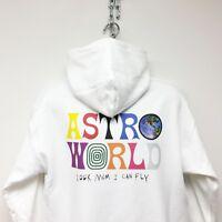 6f4584221ec9 TRAVIS SCOTT ASTROWORLD HOODY t shirt white tour concert merch off supreme  S-XXL