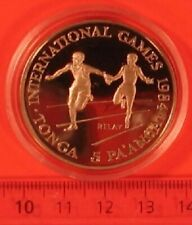 1984 - TONGA - INTERNATIONAL GAMES - STAFFELLAUF - PP
