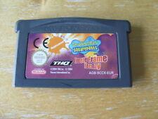 Nintendo Game Boy Advance - SPONGEBOB SQUAREPANTS & FRIENDS FREEZE FRAME FRENZY