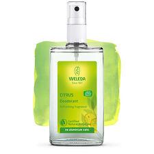 Weleda Citrus Deodorant (100ml)