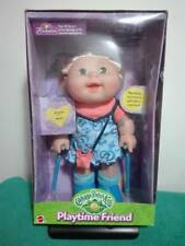Bambola Cabbage Patch cn STAMPELLE GRUCCE, Toys R Us Lekotek, nata 13 Marzo NRFB