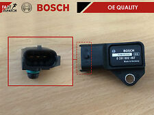 FOR VAUXHALL ASTRA HONDA CIVIC 1.7 CDTi DIESEL NEW BOSCH BOOST PRESSURE SENSOR