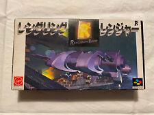 Rendering Ranger R2 Nintendo Super Famicom SFC, Original, kein Repro!