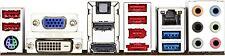 Gigabyte SKT-1155 Z68X-UD3H-B3 Motherboard (Rev 1.0) + Intel® Core™ i5-2500K CPU
