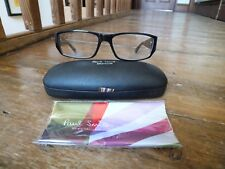 *** PAUL SMITH Black & Olive Tortoise OXOT Glasses Frames, New, Boxed, £193 (2)*