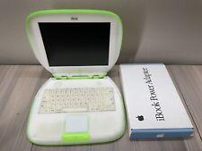 Apple iBook G3 Clamshell Key Lime Green M6411
