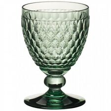 Boston Green, Calice Vino o Acqua 13cm, Cristallo-Vetro, Villeroy & Boch