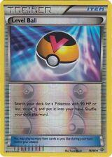1x Level Ball - 76/98 - Uncommon - Reverse Holo NM-Mint Pokemon XY - Ancient Ori