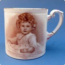 c1926 Paragon Princess Elizabeth Birth Mug