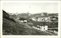 Port Rexton T.B. Labrador Newfoundland Village Real Photo Postcard