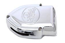 Luftfilter air cleaner kuryakyn style harley davidson bobber forty eight iron