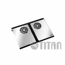 Titan TTC-G9TZ Dual 80mm Fan Portable 17inch Notebook Cooling Pad