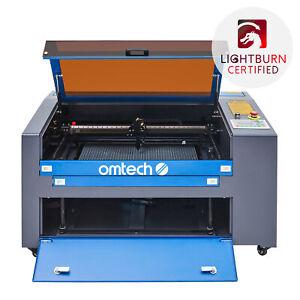 "OMTech 60W 16""x24"" 40x60cm Ruida CO2 Laser Cutter Engraver Engraving Machine"