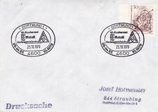West Berlin 1979 Dortmund Ig Metall Conference Cover Vgc