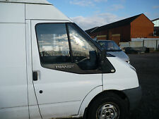 ford transit lwb 2008 front door
