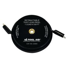 SG Tool Aid 22800 1 Lead x 30' Retractable Test Lead Reel