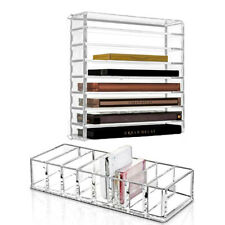 Storage Case Makeup Box Cosmetic Organizer Drawer Holder Clear Acrylic Jewelry