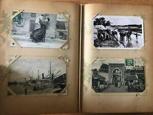 Album completo di 300 cartoline d'epoca paesaggistiche -  primi '900