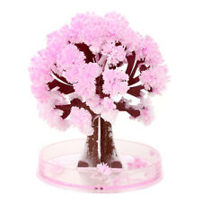 Paper Flower Artificial Magic Sakura Tree Cherry Blossom Decompression Toy Decor