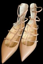 89bba9b4e8 Christian Louboutin Shoe Tan Strappy Toerless Muse New Size 40