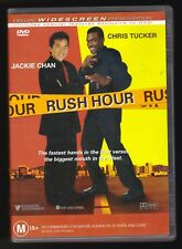 Rush Hour DVD + Special features Jackie Chang & Chris Tucker