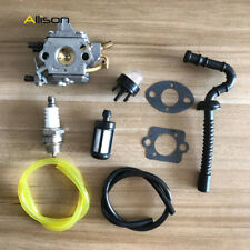 Carburetor For Stihl MS192 MS192T MS192TC Chainsaw Zama C1Q-S258 Carb Fuel Tube