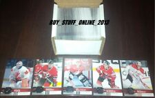 2017 18 UPPER DECK TEAM CANADA COMPLETE SET 1-100 w/o SP's CANADIAN TIRE MINT