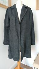 Eileen Fisher 100% Linen Duster Coat  Size XS  Lovely Condition