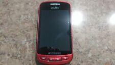 Samsung Vitality SCH-R720ZA - Red (Cricket) Smartphone.Fast Shipping.