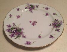Rossetti Spring Violets Occupied Japan Salad Plates