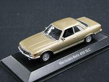 Minichamps Mercedes-Benz 450 SLC 1:43 Gold Metallic (JS)