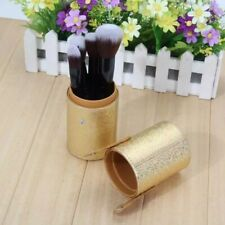 Gold Makeup Cosmetic Luxorious Beauty Brush Holder