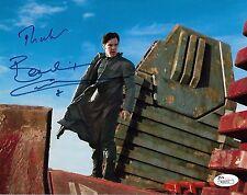 Benedict Cumberbatch Star Trek Autographed Signed 8x10 Photo JSA COA #4