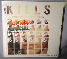 LP THE KILLS Black Rooster EP RED VINYL RSD 2017 NEW MINT SEALED