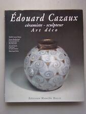 Edouard Cazaux ceramiste sculpteur Art deco - Keramik Skulpturen