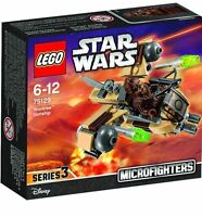 LEGO STAR WARS Microfighters 75129 Wookiee Gunship multicolor NUEVO / NEW